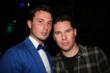 Tyler Wade and director Bryan Singer