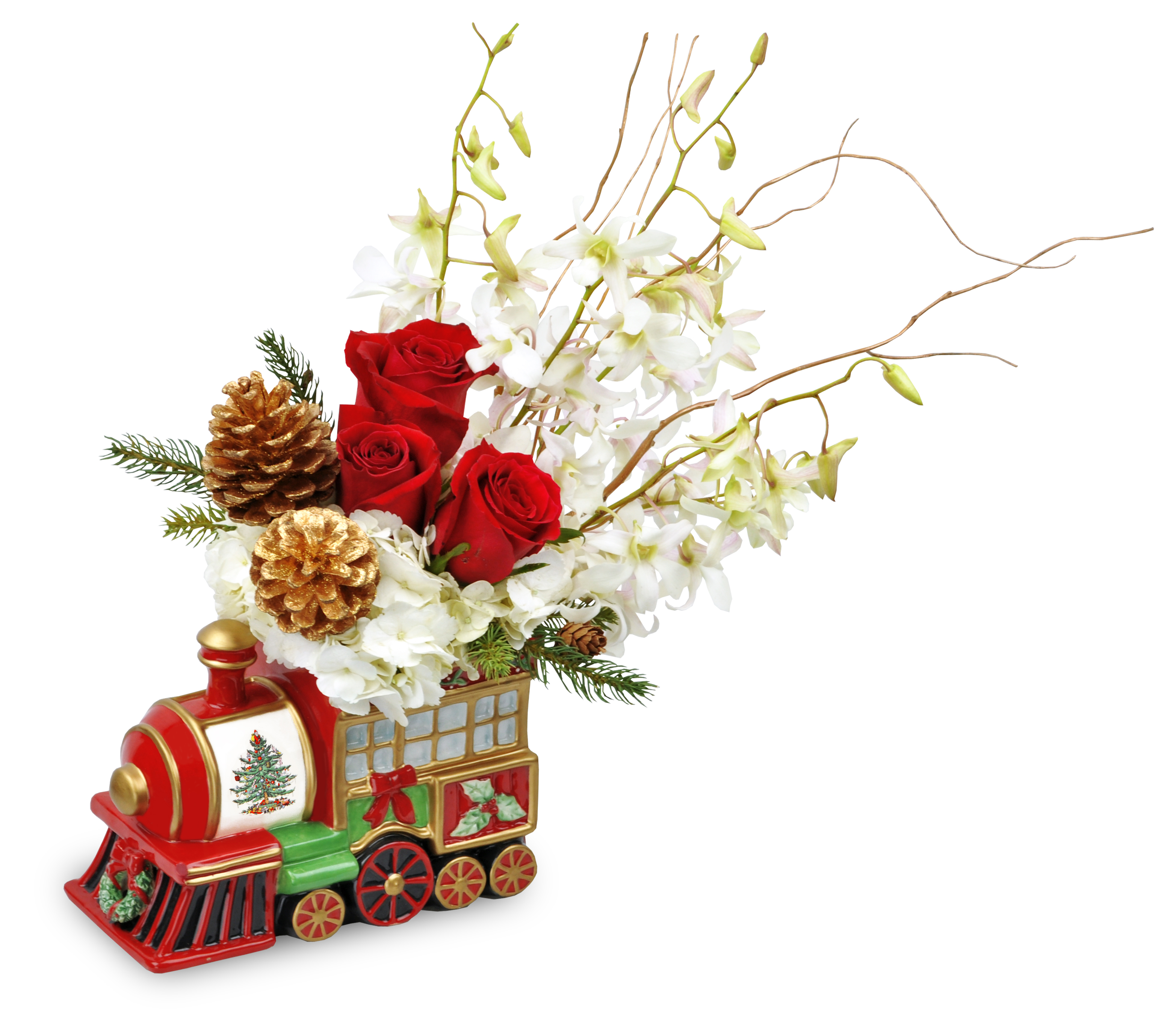 Beneva Flowers & Gifts Creates Lasting Relationships With the Spode Holid