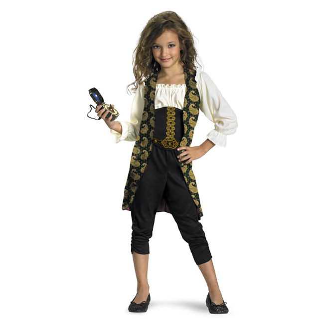 Pirates Of The Caribbean Costumes Sail With The Tide At