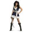Sassy Jack Sparrow Costume for women