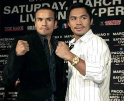 Pacquiao Vs. Marquez 3 | Manny Pacquiao vs. Juan Manuel Marquez III