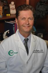 James Douglas, MD of IVFplano, Plano Texas provides IVF and fertility services  for couples trying to get pregnant