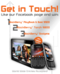 Like the S4BB Limited Facebook page and win a BlackBerry PlayBook & Bold 9900