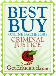 Best Criminal Justice Degrees & Online Bachelors Law