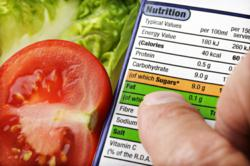 Food labels target sodium unfairly.