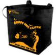 "Topricin's 14"" X 15"" ""Booo Boos Happen"" Trick or Treat bag has a 16"" handle and holds lots of Halloween goodies"