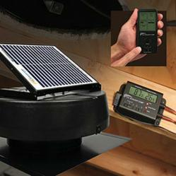 U.S. Sunlight Corp Solar Attic Fan