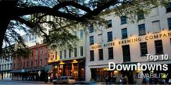 Livability.con names top 10 downtown districts