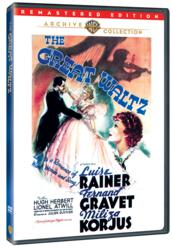 The Great Waltz, Classic movies, classic musicals, musicals