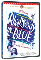 Rhapsody in Blue Available, musicals, dvd movies, classic movies