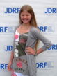 Kerri makes time each year to support JDRF.