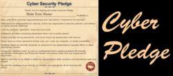 Cyber Security Pledge