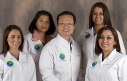 Gary Lam, DDS transformed his office with a Medelita Office Makeover
