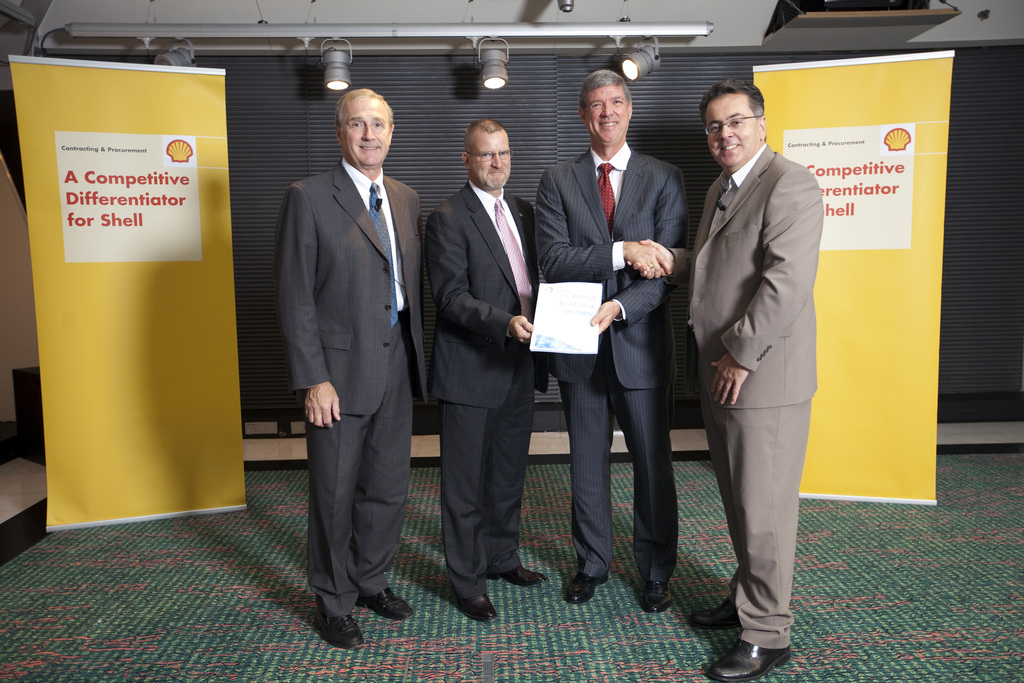 Shell Selects Bray International As A Supplier Of