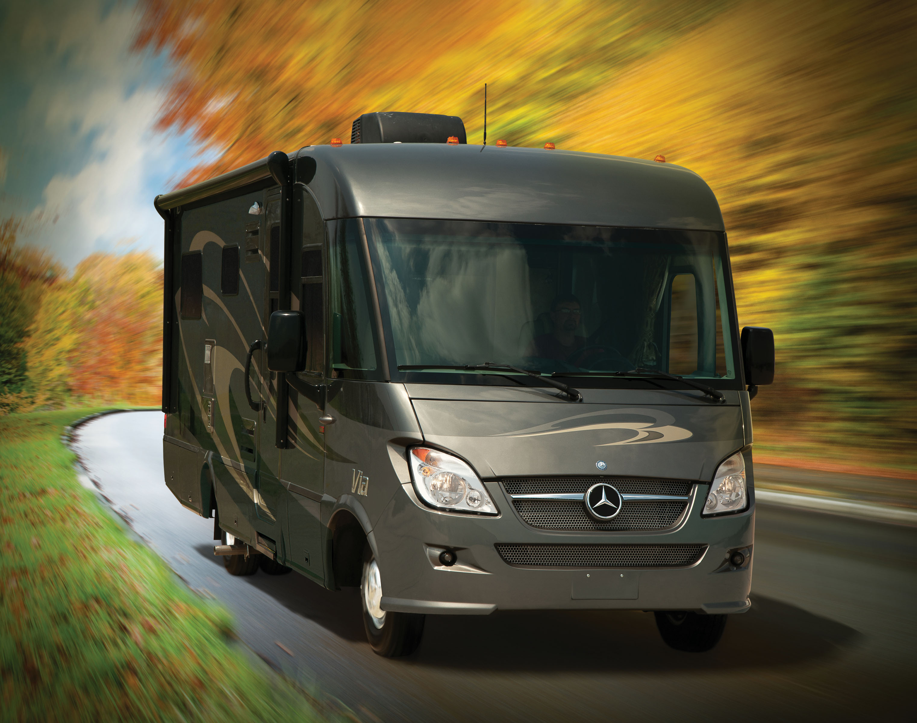 RV's Offer Fun, Fuel Efficiency, Affordability and Flexibility