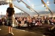 Sunset wine editor Sara Schneider hosts the gala event on the Pismo Beach Pier