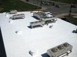 White-Stallion® Plus coatings restore and revitalize aged roof systems photo