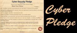 Cyber Security Pledge