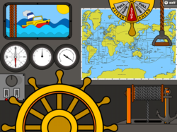 """New and Exciting """"Control Center for Kids"""" iPad Game Helps Children to have Fun and their Parents to Relax"""