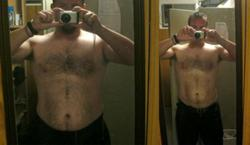 Diet.com member before and after weight loss