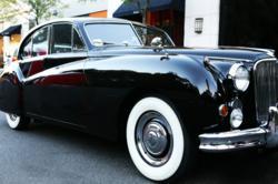 Americana Manhasset Concours d'Elegance Bentley