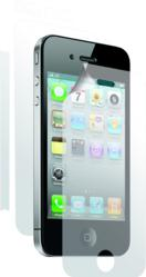 Clear-Coat Full Body Skin for iPhone 4