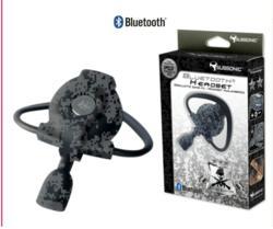 Subsonic™ présente  le Bluetooth® Headset Camo Edition  pour PS3™, PC™ et téléphones portables