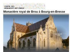 Le monastère royal de Brou fête la science