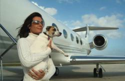 Dog Boarding Private Flight