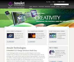 HiveMind Marketing Updates Amulet Technologies Brand and Boosts Lead Generation with Fresh Positioning, Bright Creative, and a New User-Friendly Website