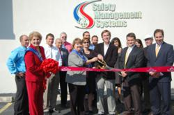Grand Opening of SMS San Antonio Regional Office and Training Facility