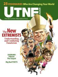 Utne Reader November-December 2011 cover image