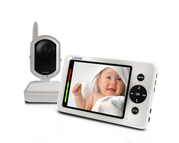 luvion releases new long range secure digital video baby monitor to us and canada through wifi baby. Black Bedroom Furniture Sets. Home Design Ideas