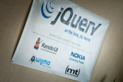jQuery Conference Banner