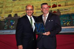 2011 NJ Minority Small Business Person of the Year Odilo Vazquez