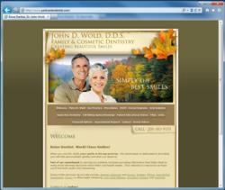 ProSites Dental Website Design