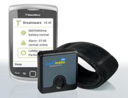 EASYWAKEme Sleep Stage Alarm Clock - the innovative sleep monitor