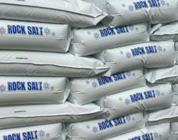 Bagged 20kg Rock Salt