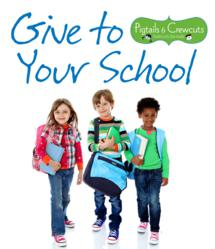 """Pigtails & Crewcuts """"Give Back to School"""" Promotion"""
