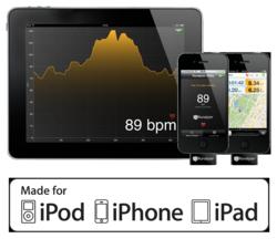 Runalyzer on iPad and iPhone.