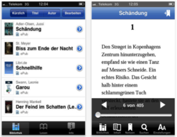 how to use bluefire reader app