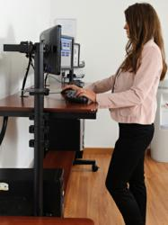 Adjustable Standing Table