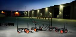 Solo Series Utility Carts by Gruv Gear