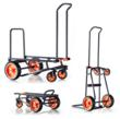 Solo Lite Multi-Mode Lightweight Convertible Utility Cart / Handtruck / Dolly