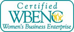 TVG is proud to be WBE certified.