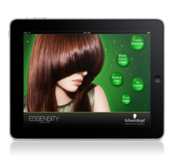 ESSENSITY for iPad mobile app