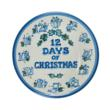 12 Days of Christmas Platter