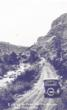 The road to Taos some ninety years ago