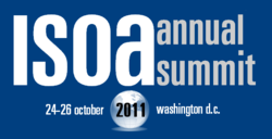 ISOA Annual Summit 2011 logo