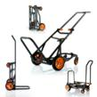 V-Cart Solo Personal Gear Transport Multi-Mode Utility Cart